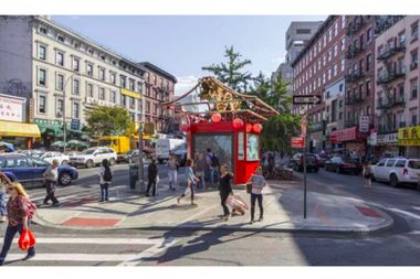 The city is now seeking proposals for a piece of public art that would serve as a gateway to the neighborhood of Chinatown.