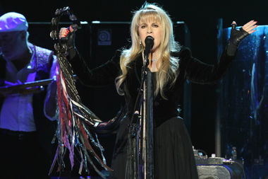 Halcyon Theatre is hosting a clothing swap Thursday night inspired by songstress Steve Nicks.