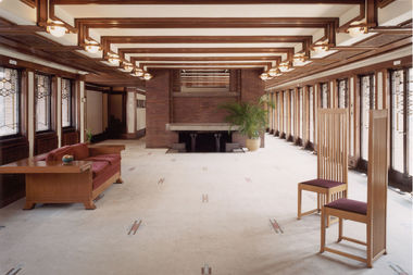 The Robie House is hosting free tours for the 150th anniversary of Frank Lloyd Wright's birth.