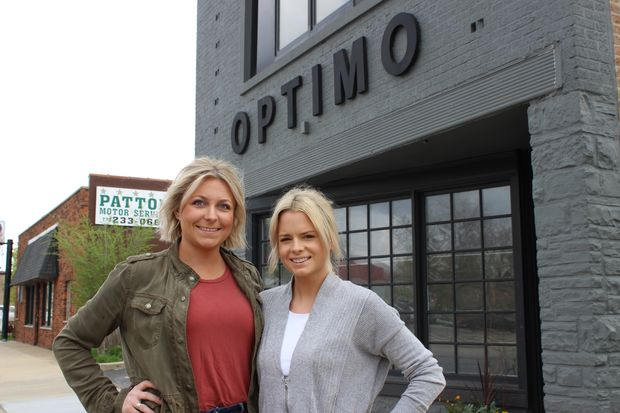 Owners Mary Ryan and Lauren Majka opened Marlo Salon Tuesday. Their new shop at 10215 S. Western Ave. in Beverly replaces Optimo Hat Co. in Beverly.