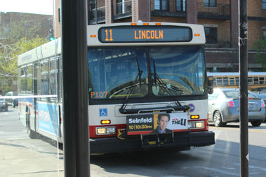 The year-long pilot for the No. 11 Lincoln bus has nearly reached its end.