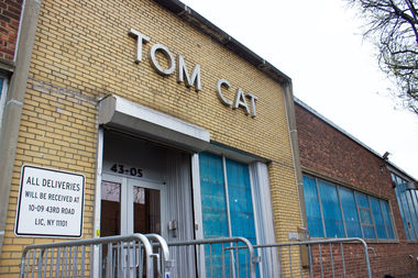 Tom Cat Bakery at 43-05 10th St. in Long Island City.
