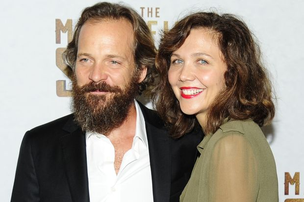 Park Slope residents and actors Peter Sarsgaard and Maggie Gyllenhaal at a September 2016 premiere for