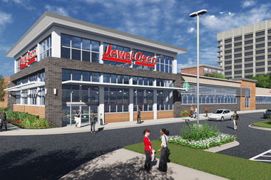 Jewel is planning to build a new store at 61st Street and Cottage Grove Avenue.