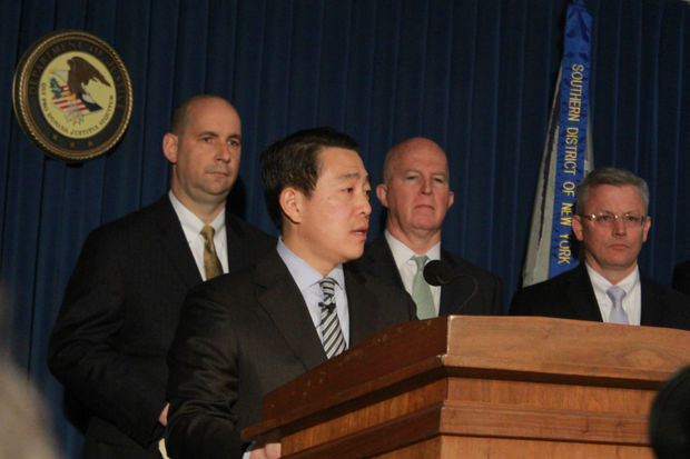 Acting United States Attorney Joon Kim called the NYPD corruption a