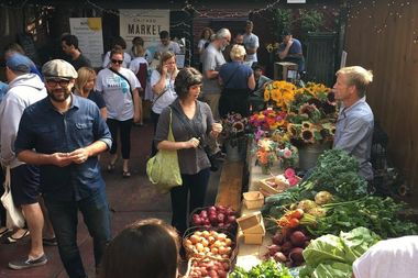 The Chicago Market Co-op pop-up will be held Saturday.