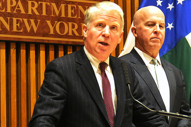 Manhattan District Attorney Cyrus Vance announced Wednesday that his office will donate nearly $12 million to organizations that help underserved victims of crime.