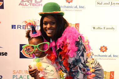 Olympic bobsledder Aja Evans returns, seen her with her niece Rihanna at last year's