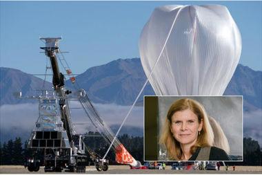 U. of C. Prof Leads Stadium-Sized 'Super' Balloon Project