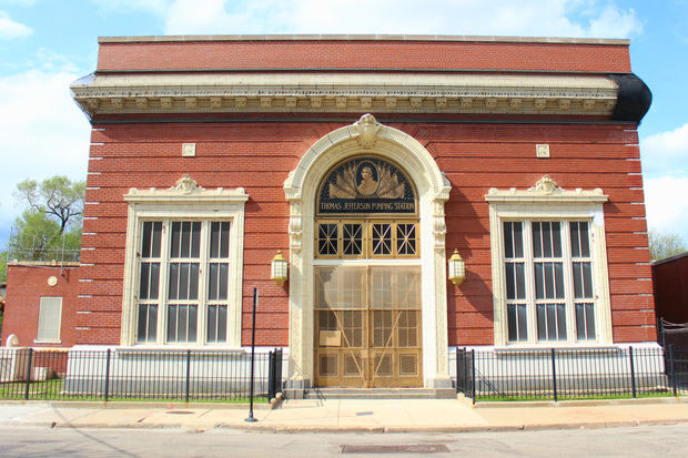 The Thomas Jefferson Pumping Station plays a critical role in delivering water to Chicago homes.