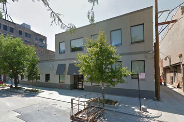 Sterling Bay is expected to donate a building at 118-122 N.Aberdeen St. to house the West Loop's new library.