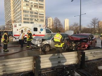 Deadly Car Crashes Up 79 Percent In Chicago 25 Killed Since January