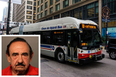 Child Molester Escaped CTA Bus With Help From Passenger, Prosecutors Say