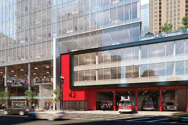New $20 Million Fire Station Planned For River North