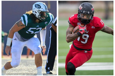 Two St. Rita Graduates Headed To Detroit After 2017 NFL Draft