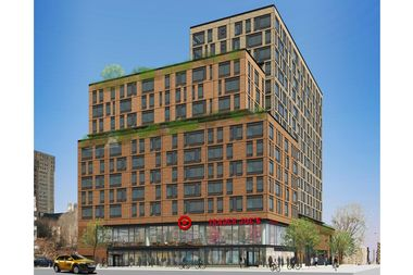 A Target will open at 145 Clinton St. in March 2018.