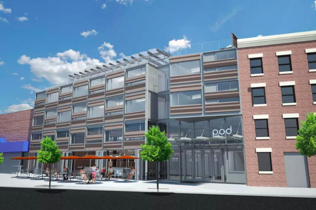 Pod Hotel Will Turn Williamsburg Into Open Air Toilet Neighbors Say Williamsburg New York