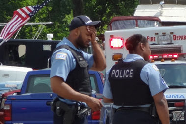 The city and Police Department must do more to help Chicago police officers suffering from trauma suffered on the job after the Department of Justice investigation found that officers here commit suicide 60 percent more often than those in other departments, aldermen agreed Monday. [FILE PHOTO]