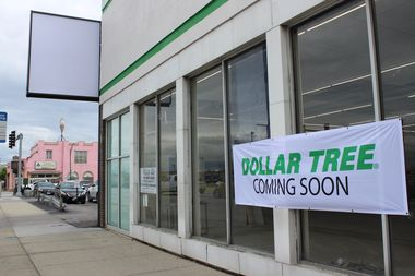 Dollar Tree Inc. will replace O'Reilly Auto Parts at 9255 S. Western Ave. in Beverly — just south of the Original Rainbow Cone.