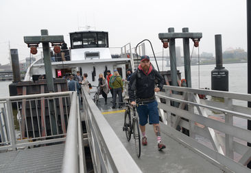 The East River Ferry joined the new NYC Ferry system on Monday, May 1.