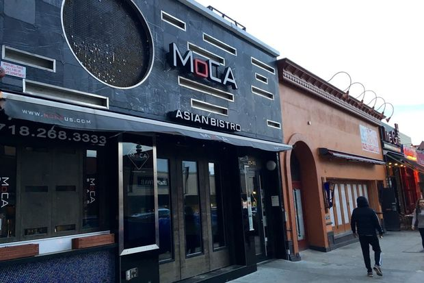 MoCA Asian Bistro closed its Forest Hills location Monday as it's planning to expand into an adjacent storefront.