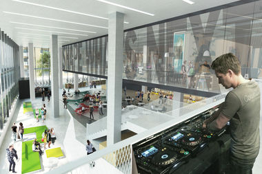 Columbia College Chicago Is Getting A Huge, $50 Million New Student Center