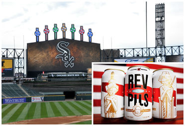 The neighborhood brewery, 2323 N. Milwaukee Ave., which has grown immensely since its founding in 2010, is now official partners with the Chicago White Sox, the team announced this week.