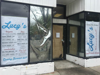 The owners of Lucy's, a food truck serving burgers, sandwiches and fires, are going brick-and-mortar at 1043 N. California Ave.