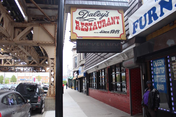Daley's Restaurant will be the city's oldest restaurant when Schaller's Pump closes.