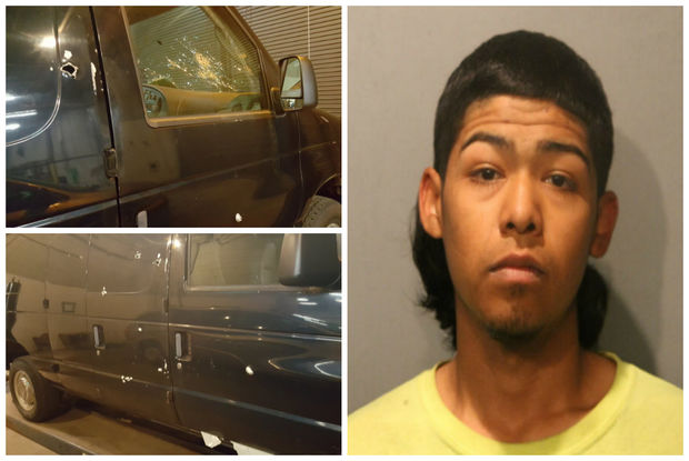 Accused getaway driver Angel Gomez, 18, was denied bail Monday on charges of attempted first-degree murder and aggravated battery with a firearm.