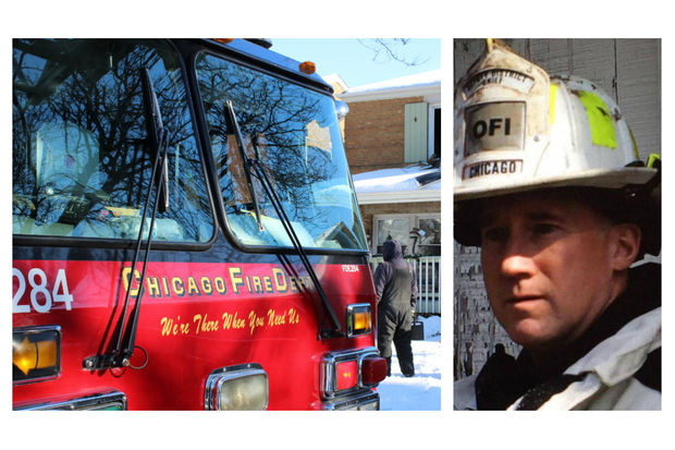 Chicago Fire Department Chief Michael Murphy, 56, of Beverly died Sunday after attending a father-son water polo match at Mount Carmel High School in Woodlawn.