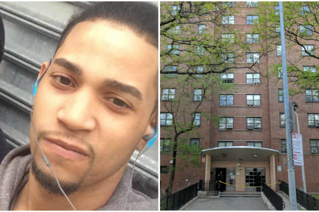 Nelson Quinones cut his own throat in a botched suicide attempt in the Clinton Houses, family said.