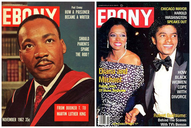 Ebony Through The Years: Iconic Black Mag Ditching Chicago