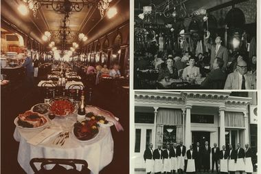 Images from Gage and Tollner's past.