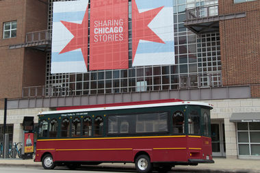 A variety of tours set off from the Chicago History Museum this weekend.