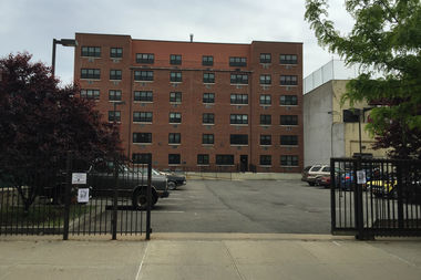 A developer is seeking zoning variances to allow the construction of a seven-story building on the lot at 32 Lexington Ave., which would the new home of Unity Preparatory Charter School. Neighbors worry that the building would block light on the street, particularly to 15 Quincy St., the below-market-rate building in the rear of the same property.