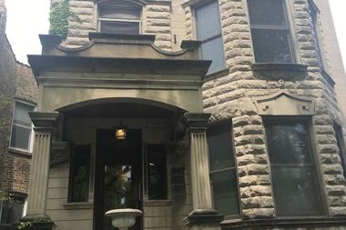 A 100-year-old greystone home was slated to be demolished, but Ald. Harry Osterman has stepped in.