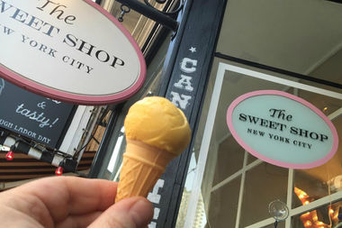 The Sweet Shop reopened on Thursday afternoon after getting an