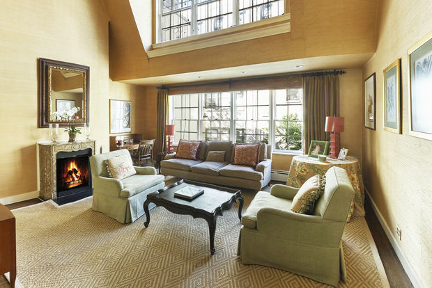 See inside robert redford 39 s old upper east side apartment for Real estate nyc apartments