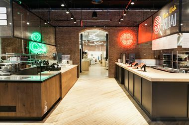 Canal Street Market's Food Hall opened May 15.