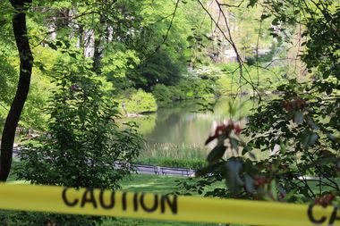 The second body found in Central Park has been identified as Anthony McAfee, police said.