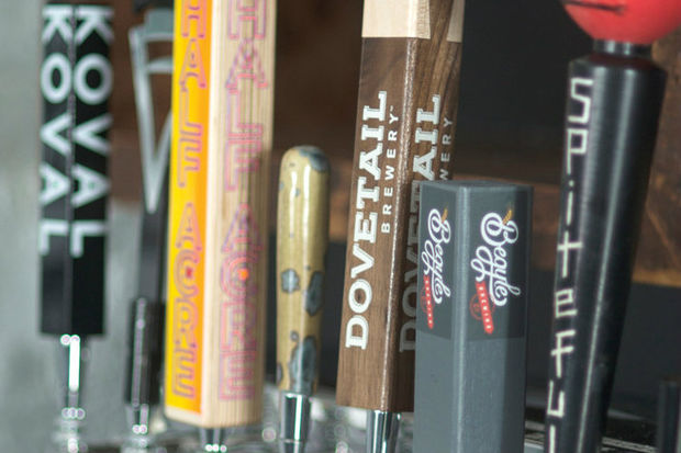 The unofficial hub of Chicago's craft brewing scene now has a snazzy new name.