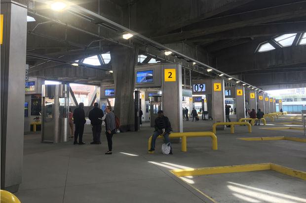 Busbahnhof New York