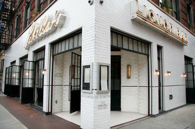 Schiller's Liquor Bar is located at 131 Rivington St.