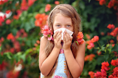 Windy, spring weather can make allergies worse — but some people think they just have a cold.