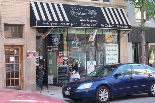 Deli Boutique needs a new liquor license because alcohol sales have outpaced sandwich sales.