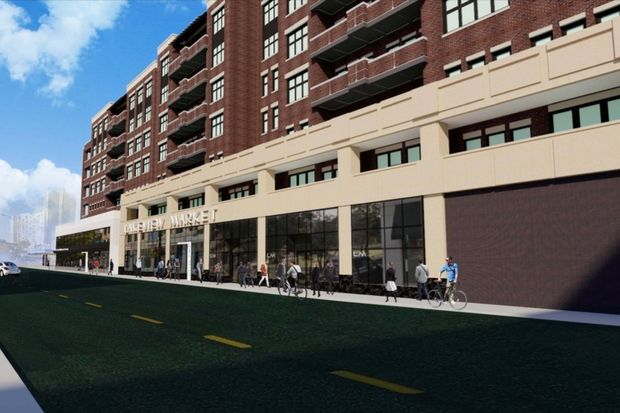 A food hall similar to Revival Food Hall will open in Lakeview next year at Broadway and Sheridan.