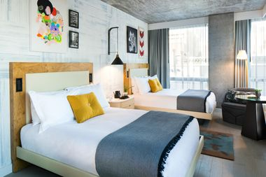 Hotel 50 Bowery, a 229-room boutique hotel, is now open in Chinatown.