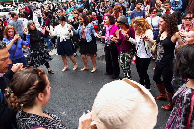 Join in the fun at the Third Annual Greek Jewish Festival this Sunday.