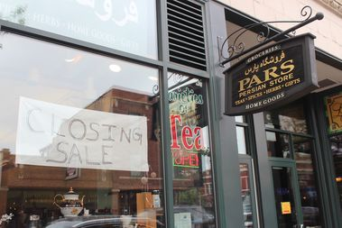 Pars, 5252 N. Clark St., specializes in teas, spices, herbs and gifts.